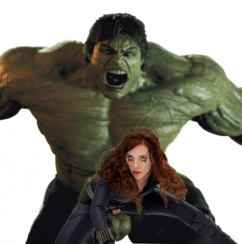 1233762 - Avengers Black_Widow Hulk Scarlett_Johansson fakes.jpg