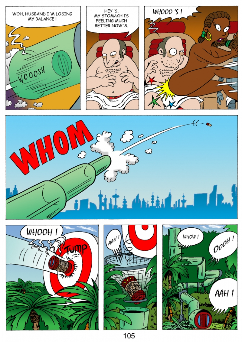 Futurama Hentai Porn Doujinshi