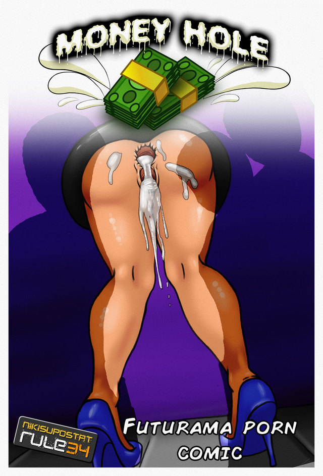 Money Hole: Leela and her personal money hole!