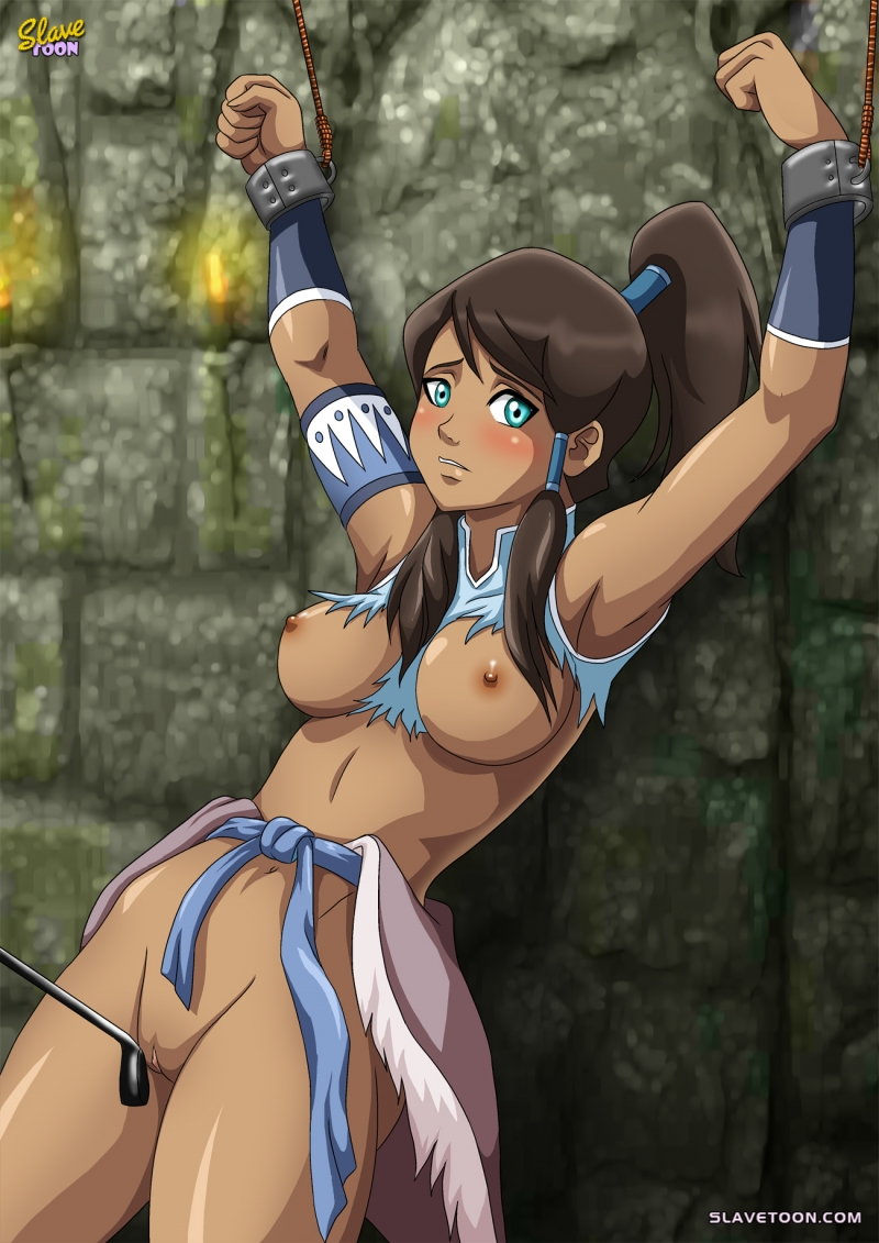 The Legend Of Korra Hentai Doujinshi