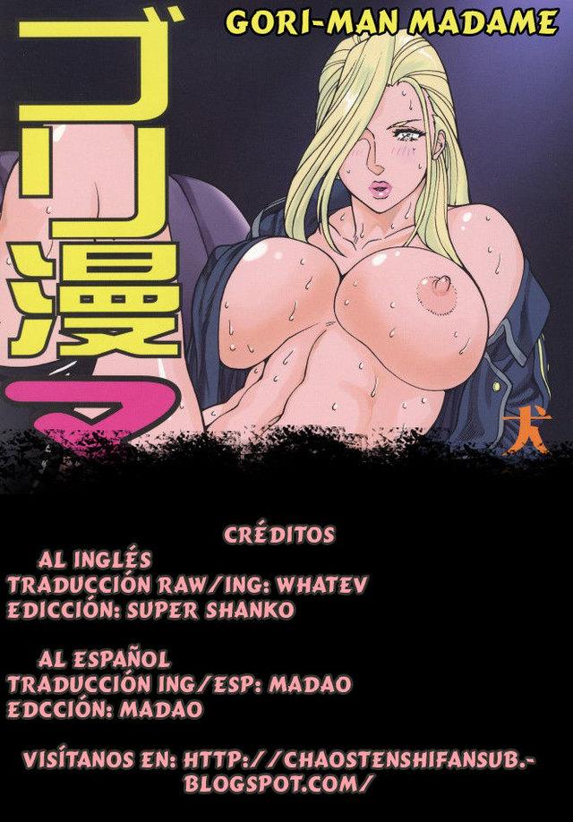 (COMIC1☆4) [Rippadou (Inugai Shin)] Gori-man Madam (Fullmetal Alchemist, WITCHBLADE) [Spanish] [CHAOS TENSHI]