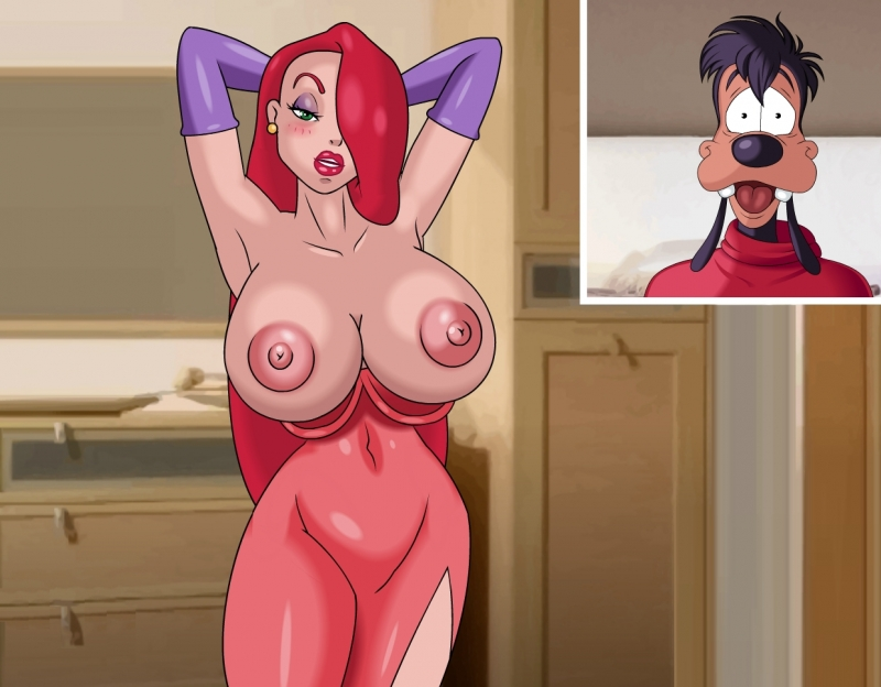 Jessica Rabbit 1261652 - Goof_Troop Jessica_Rabbit Max_Goof Who_Framed_Roger_Rabbit crossover.jpg