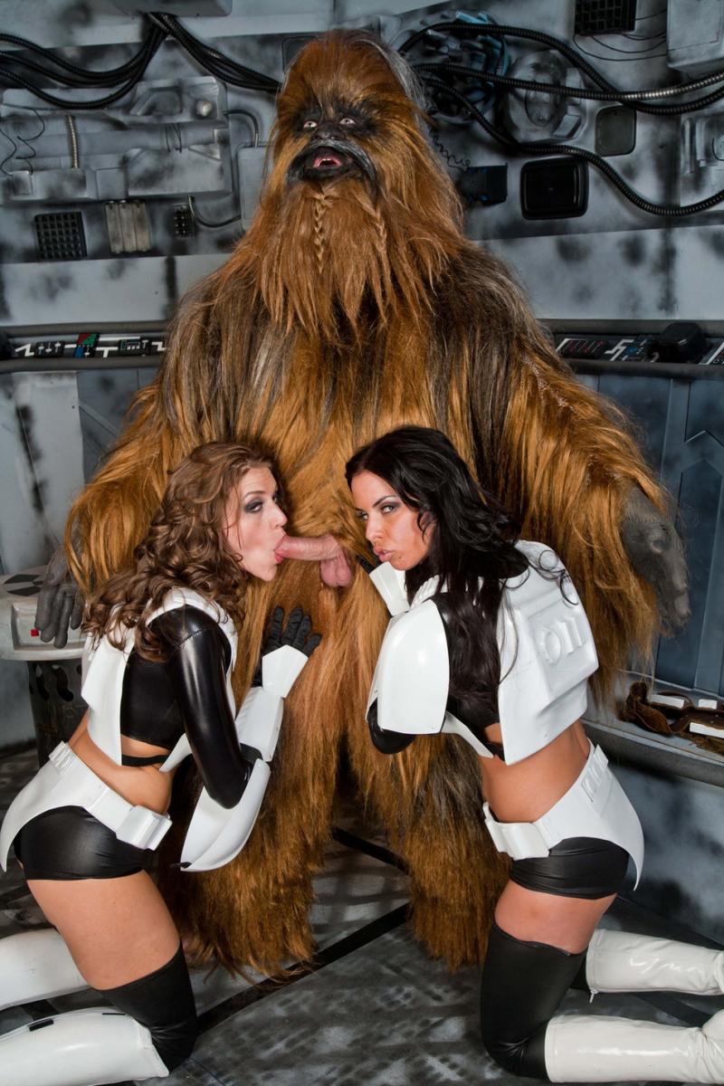 1234874 - Chewbacca Star_Wars Stormtrooper Wookiee cosplay.jpg
