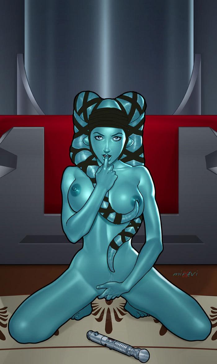 Ashoka Star Wars Porn