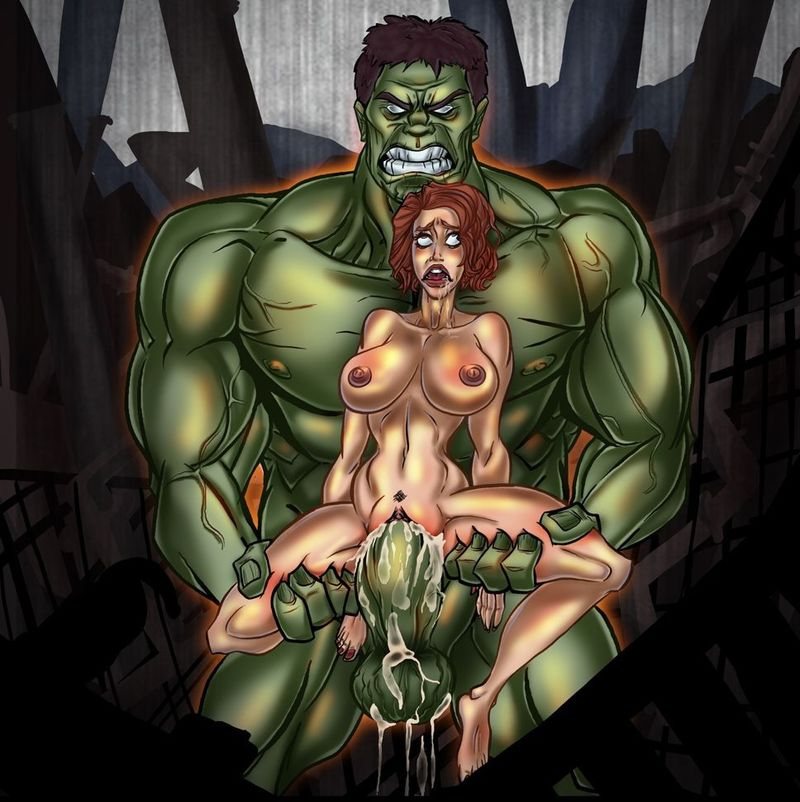 Avengers Earth's Mightiest Heroes Porn