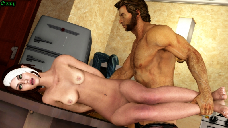 Gay X-men Sex