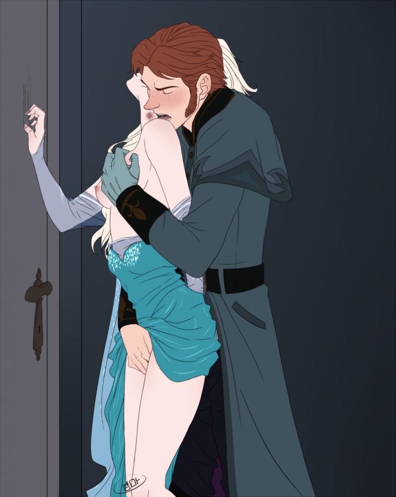 Frozen Porn Comics