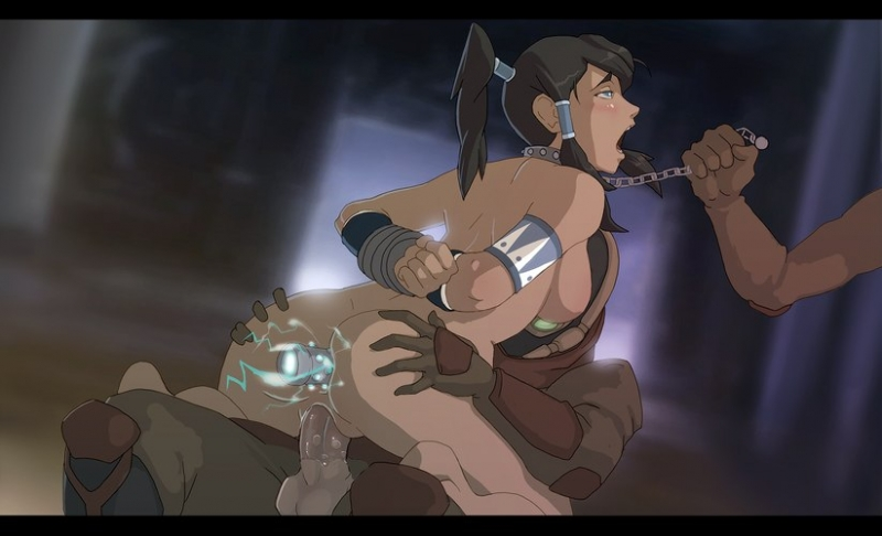 Avatar: Legend Of Korra Hentai