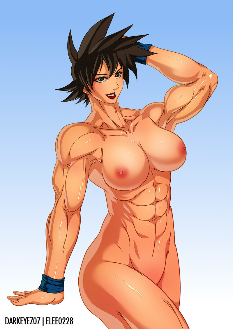 1191167 - Dragon_Ball_Z Rule_63 Son_Goku elee0228.jpg