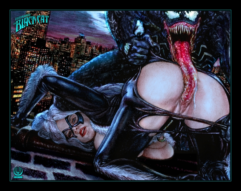 Black Cat Chi-chi Spider-man Gwen Stacy 1202517 - Black_Cat Felicia_Hardy Marvel Spider-Man Venom wishmasterz.jpg