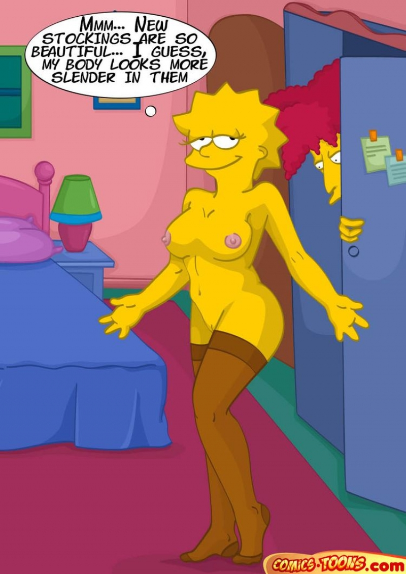 Anime Simpsons Sex