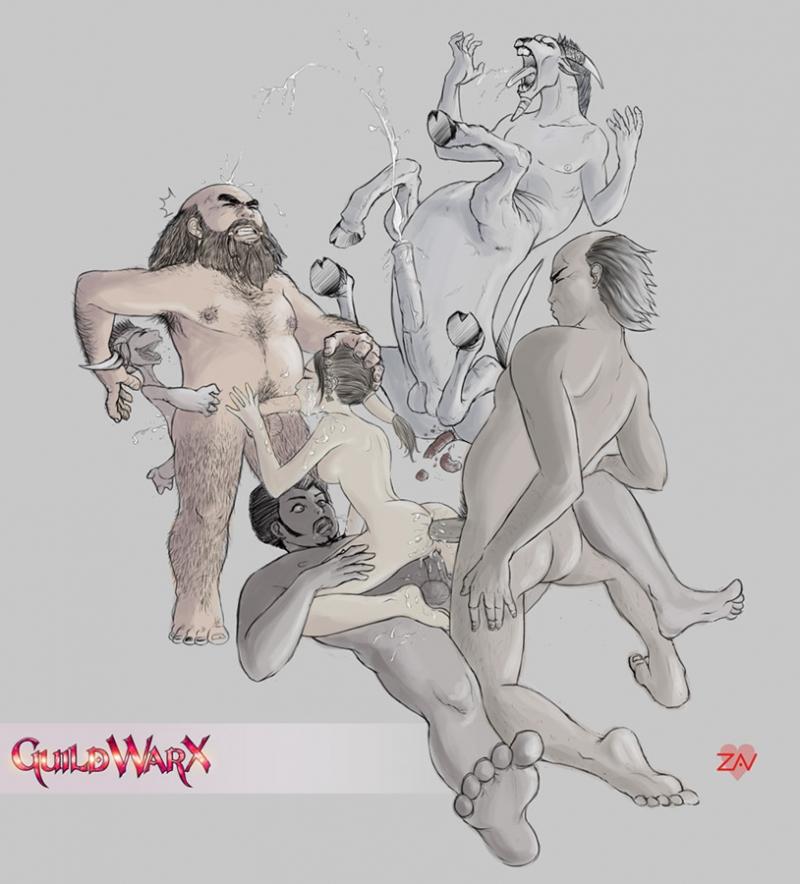 402974 - Asura Dunkoro Dwarf Guild_Wars Monkeyzav Norgu Odgen_Stonehealer Tahlkora Vekk Zhed_Shadowhoof centaur human.jpg