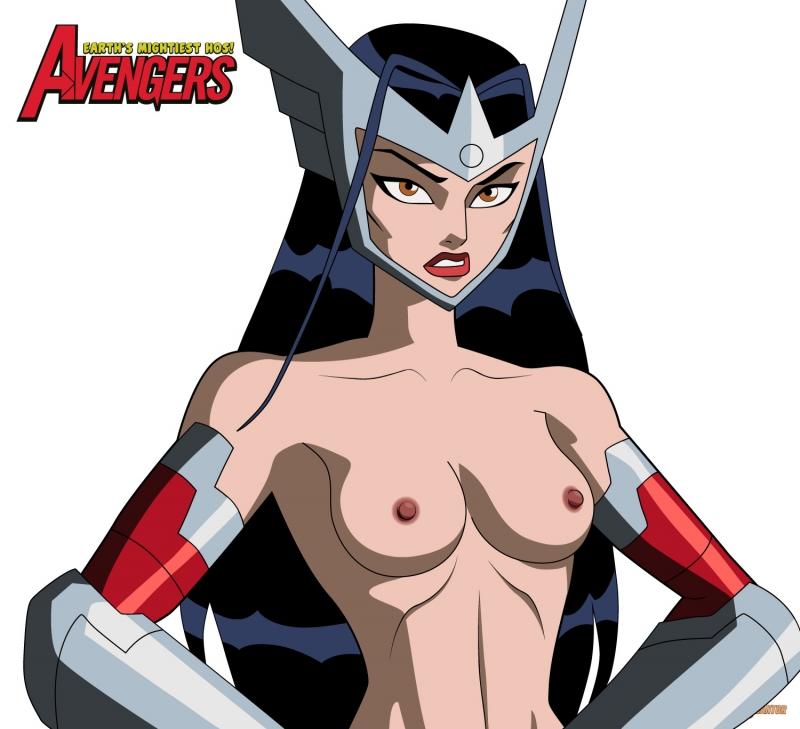 Avengers Assemble Hentai