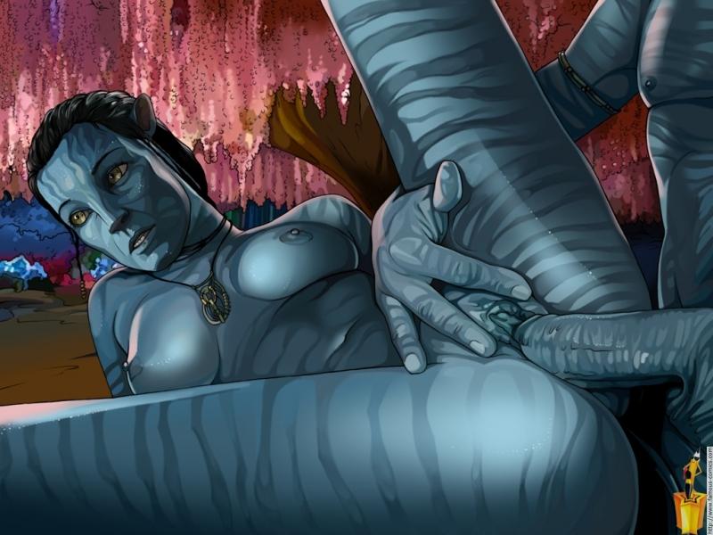 514871 - Famous_Comics Grace_Augustine James_Cameron's_Avatar Na'vi.jpg