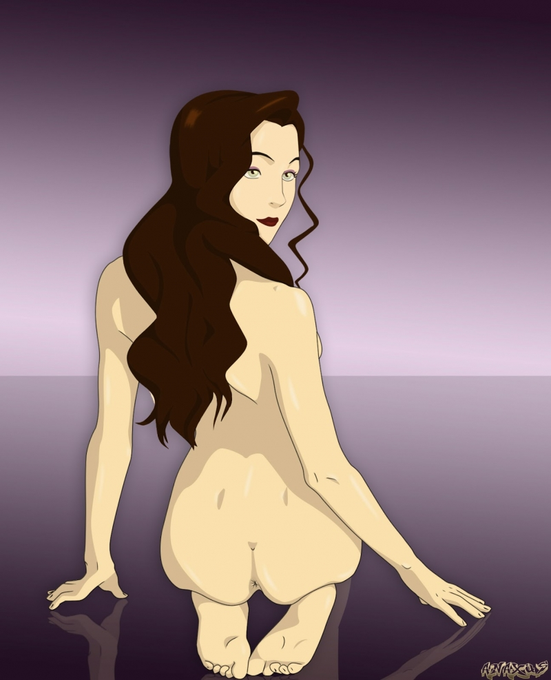 Avatar The Legend Of Korra Nude