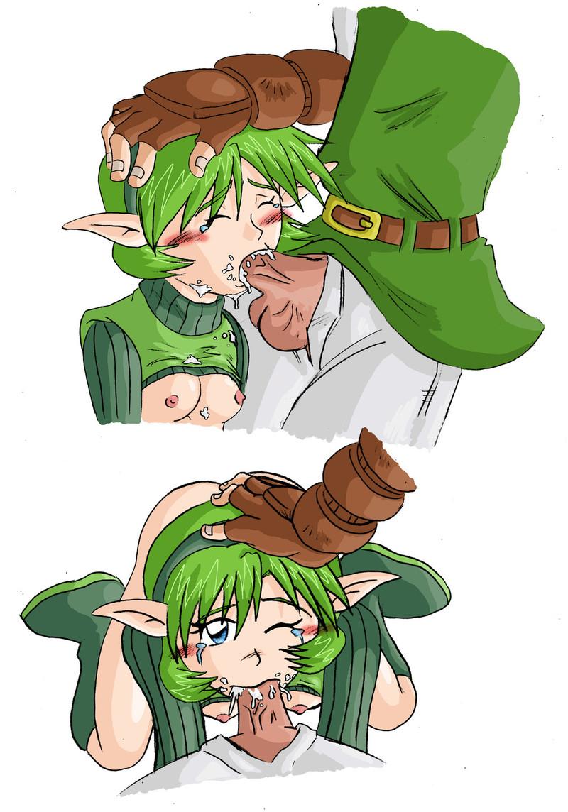 Zelda ocarina of time porn