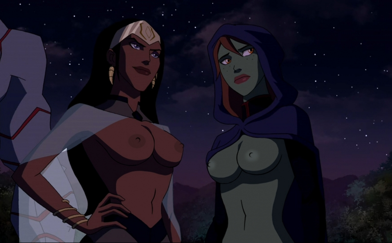 Young Justice Cosplay Porn