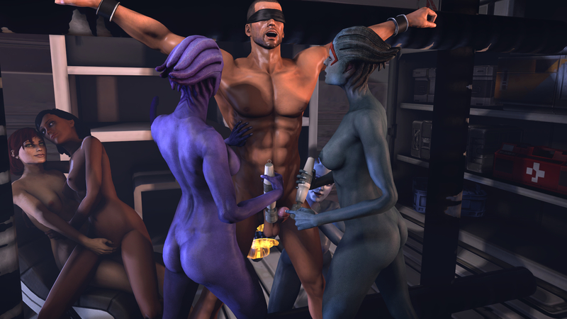 1417057 - Aria_T'loak Asari Commander_Shepard FemShep Liara_T'Soni Mass_Effect Mass_Effect_3 Samantha_Traynor Samara Vitezislav.jpg