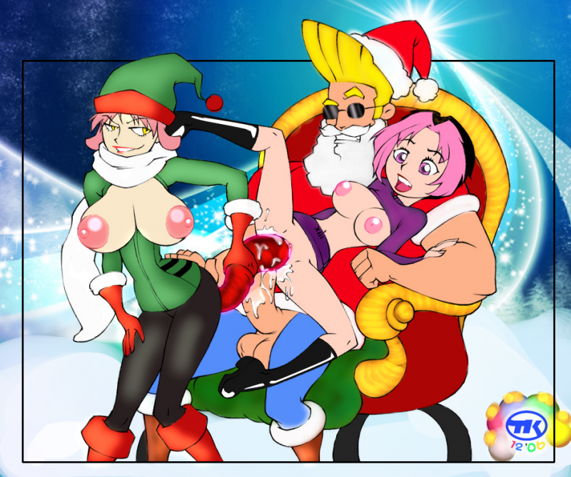1177375 - Christmas FLCL Freefall Gen_13 Haruko_Haruhara Johnny_Bravo Turk128 crossover.png