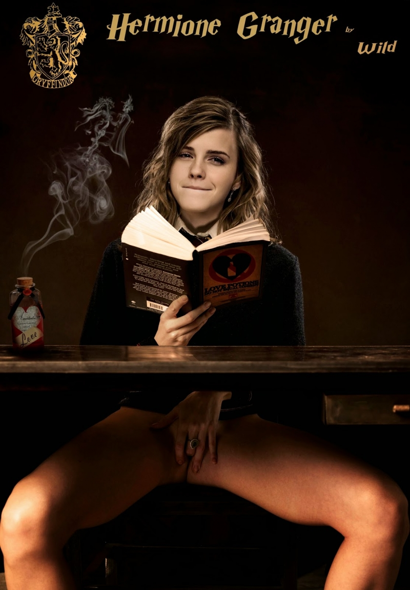 Harry Potter Hentai 3d