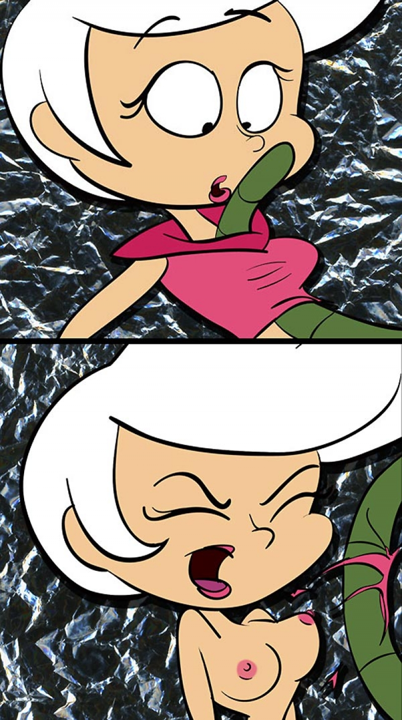 Jane Jetsons On Drawn Sex
