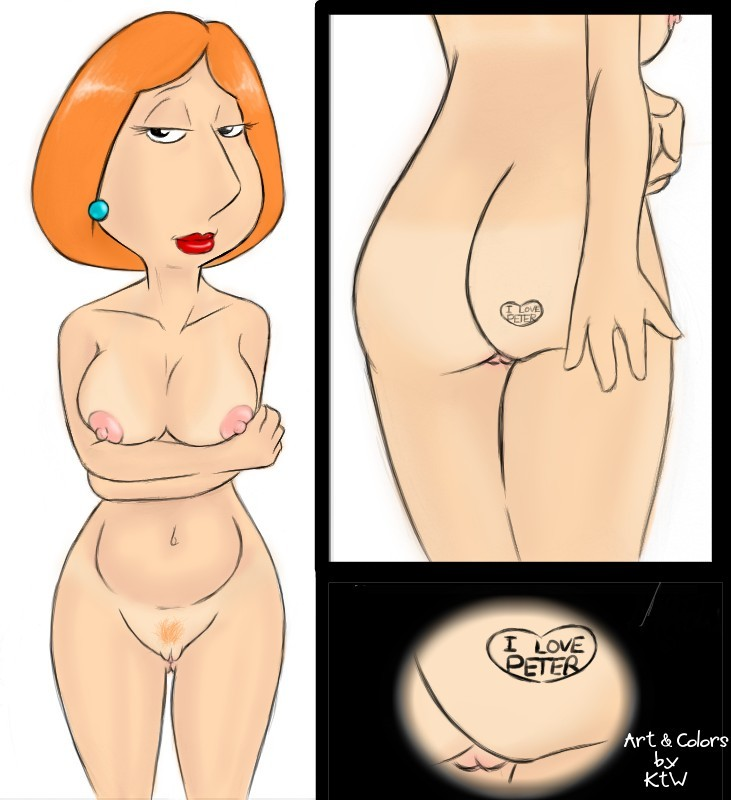 Family Guy Nude Movies