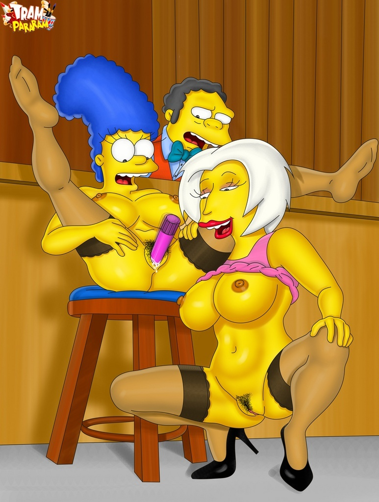 Simpsons Hentai Marge
