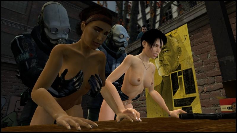 450601 - Alyx_Vance Combine Half-Life Half-Life_2 Metrocop gmod.jpg