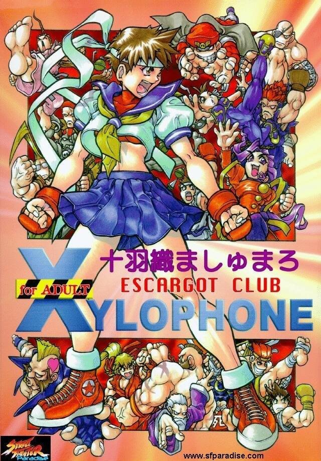 Streetfighter porno comics - Xylophone