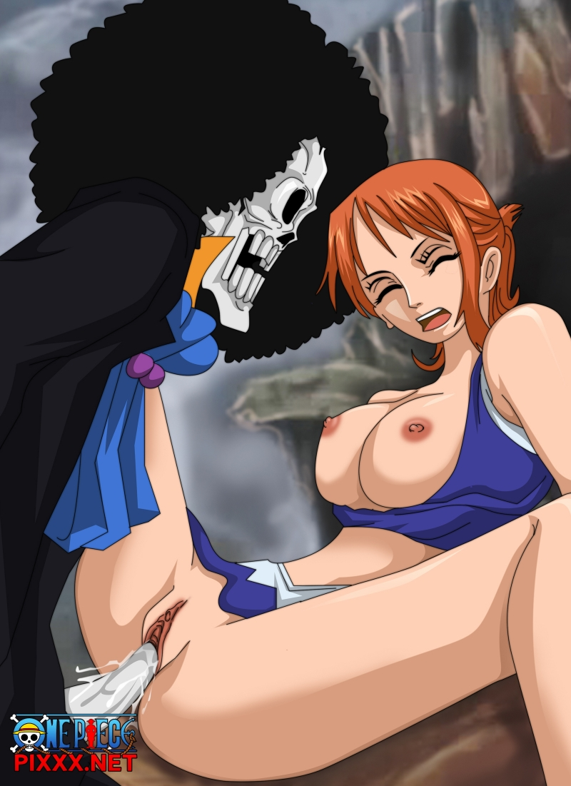 Nami And Robin Naked