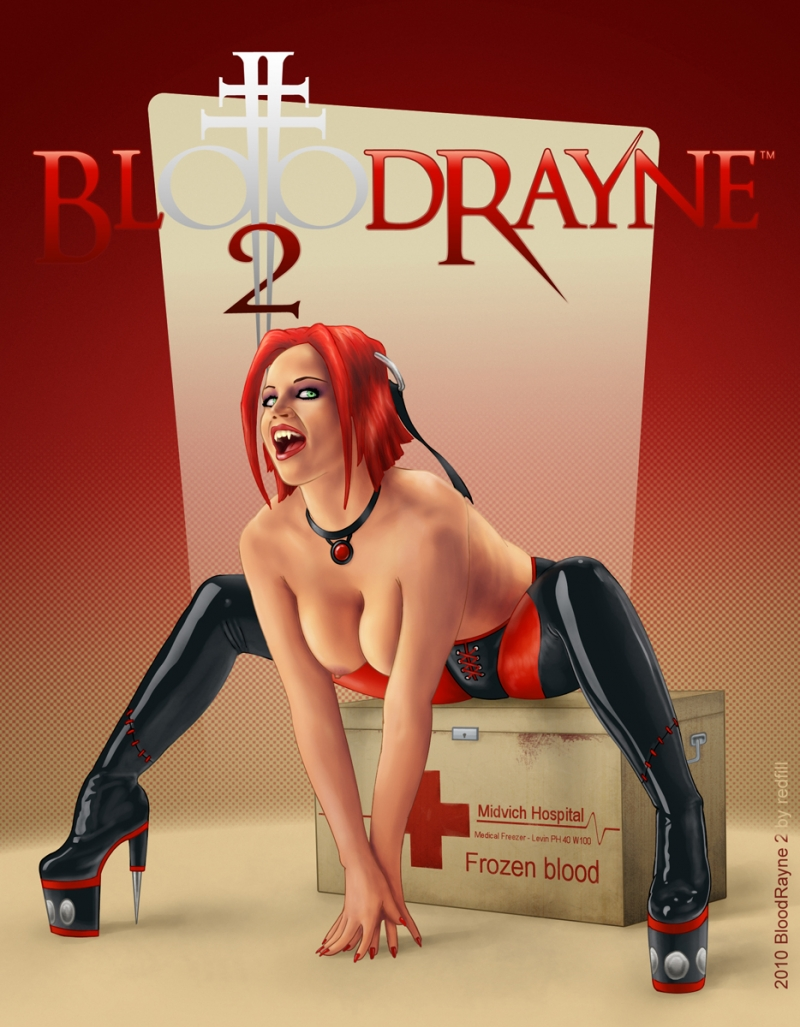 Blood Rayne Gets Fucked Hard