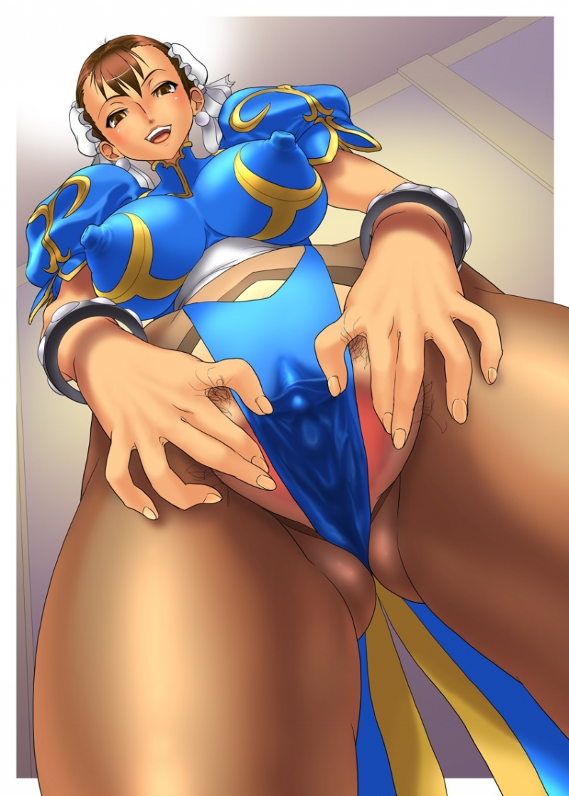 Xxx Street Fighter Hentai