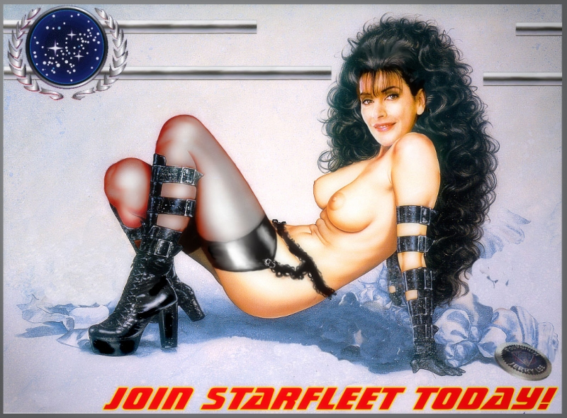 Star Trek Actress Nude
