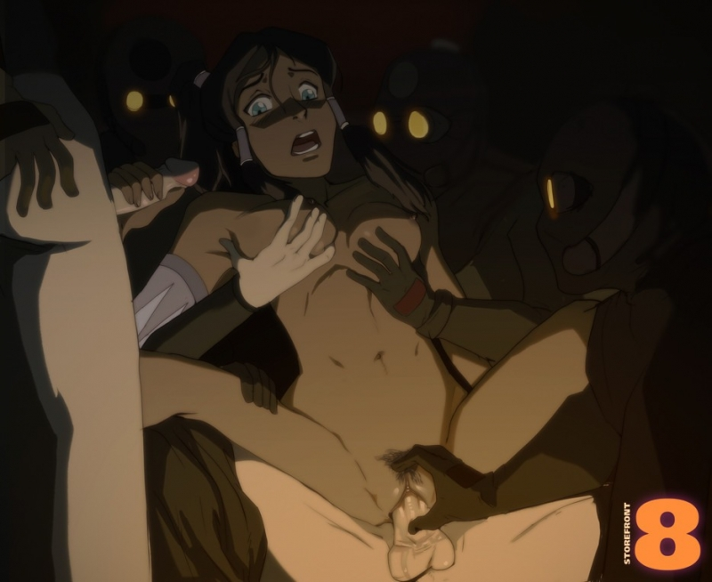 Avatar Legend Of Korra Porn Comics