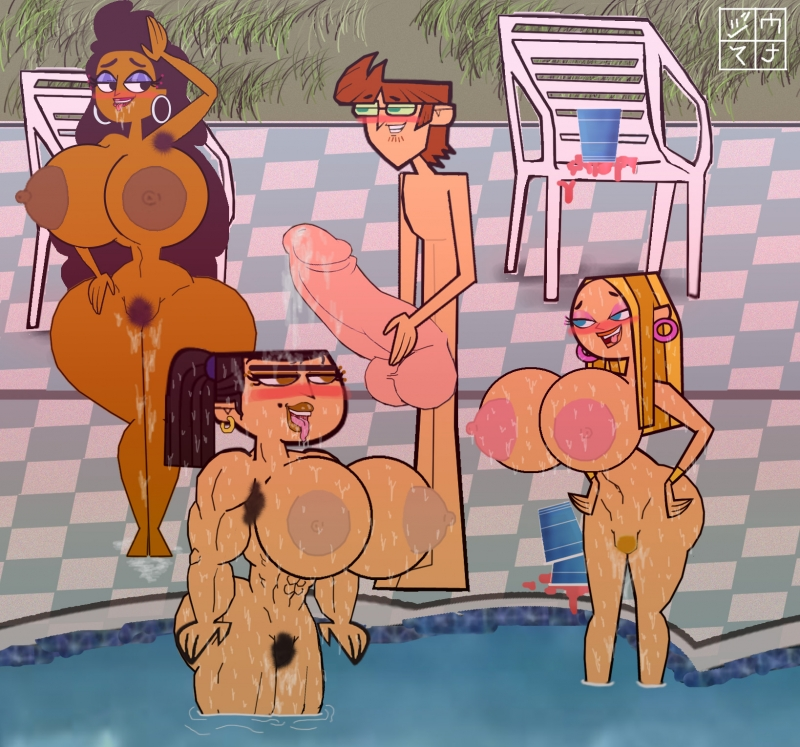 Total Drama Island Heather Hentai