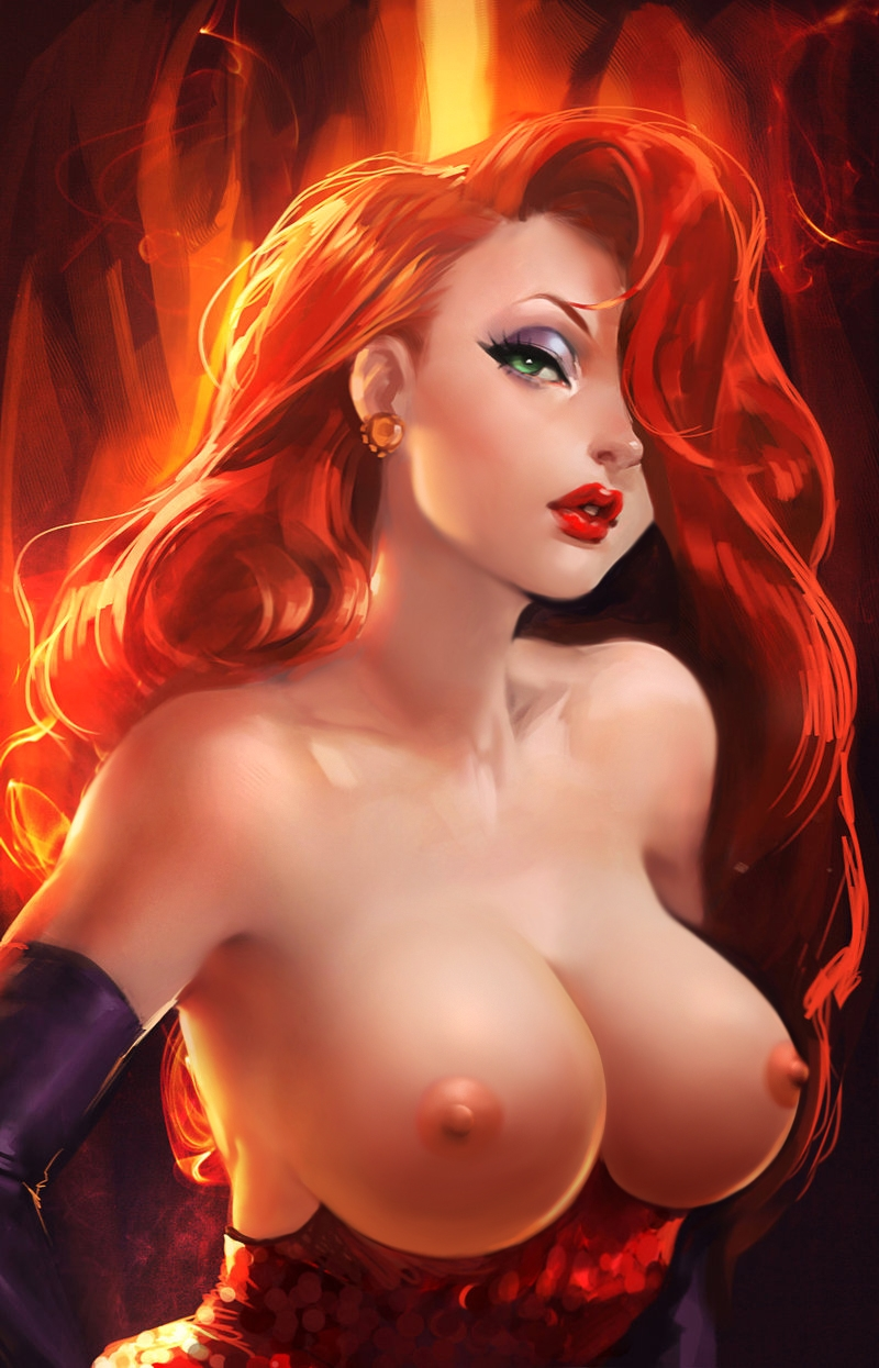 1418577 - Jessica_Rabbit Who_Framed_Roger_Rabbit dangergirlfan sakimichan.jpg