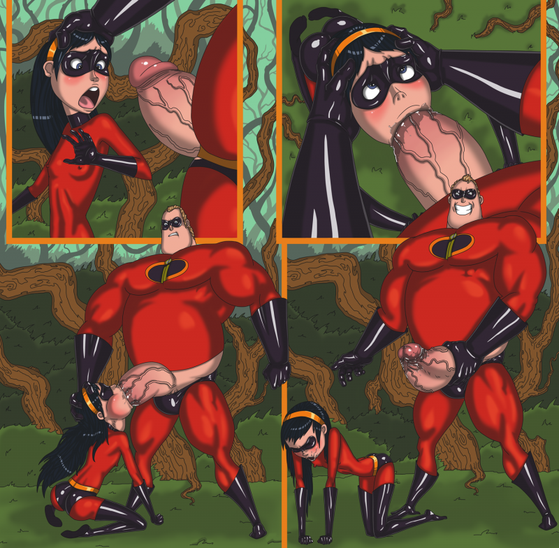 The Incredibles Porn Pics