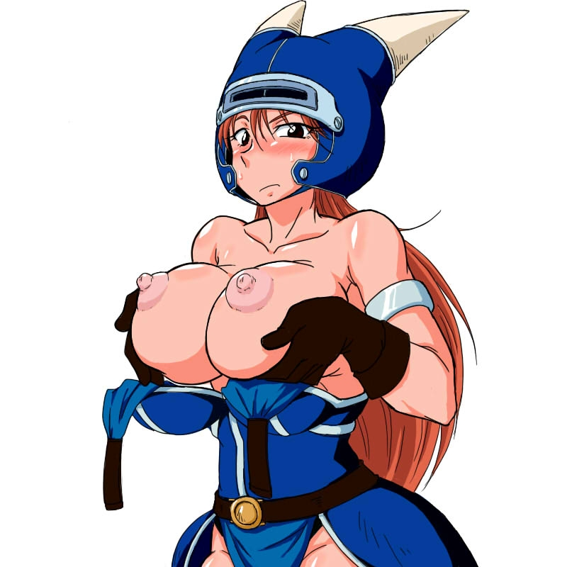 Jessica Dragon Quest Hentai