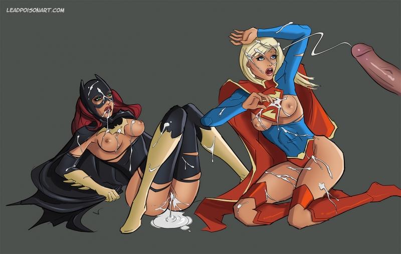 1268440 - Batgirl Batman_(series) DC HeroineAddict Justice_League Supergirl.jpg