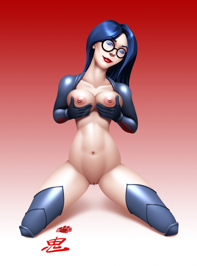 Gi-joe/lady J Nude