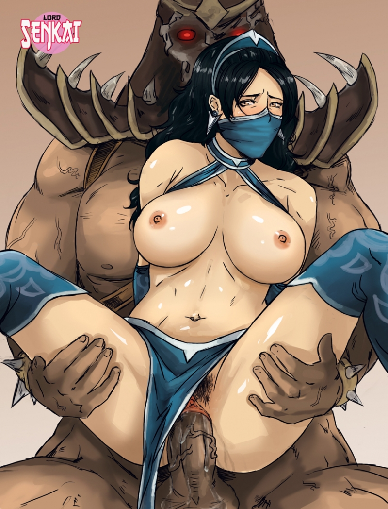 Mortal kombat sexy kitana naked are mistaken