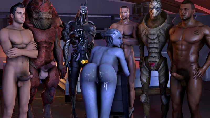 Mass Effect Porn Videos