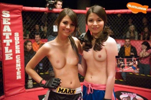1232497 - Carly_Shay Miranda_Cosgrove Shelby_Marx Victoria_Justice fakes iCarly.jpg