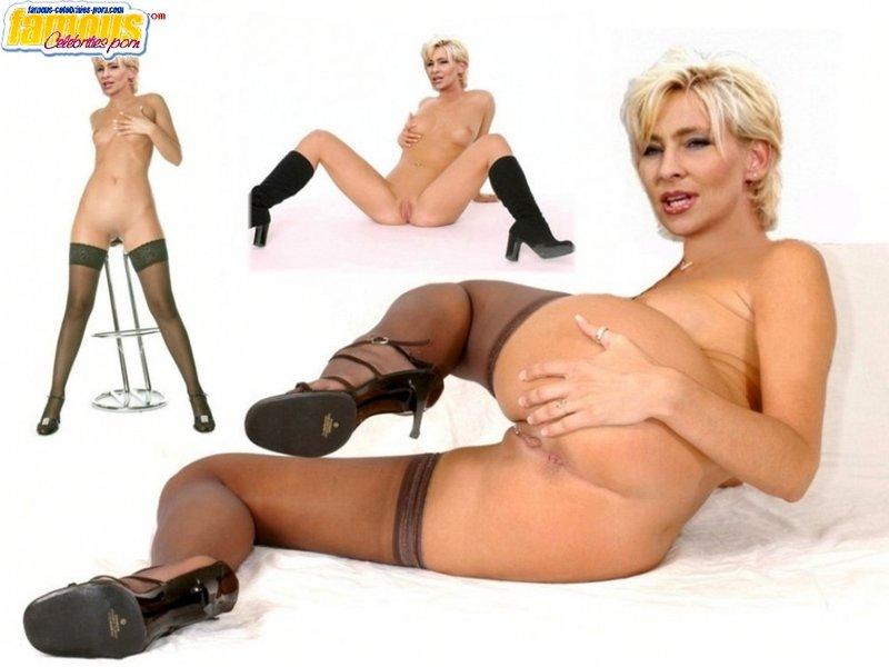 Claudia jung nude sex women irani