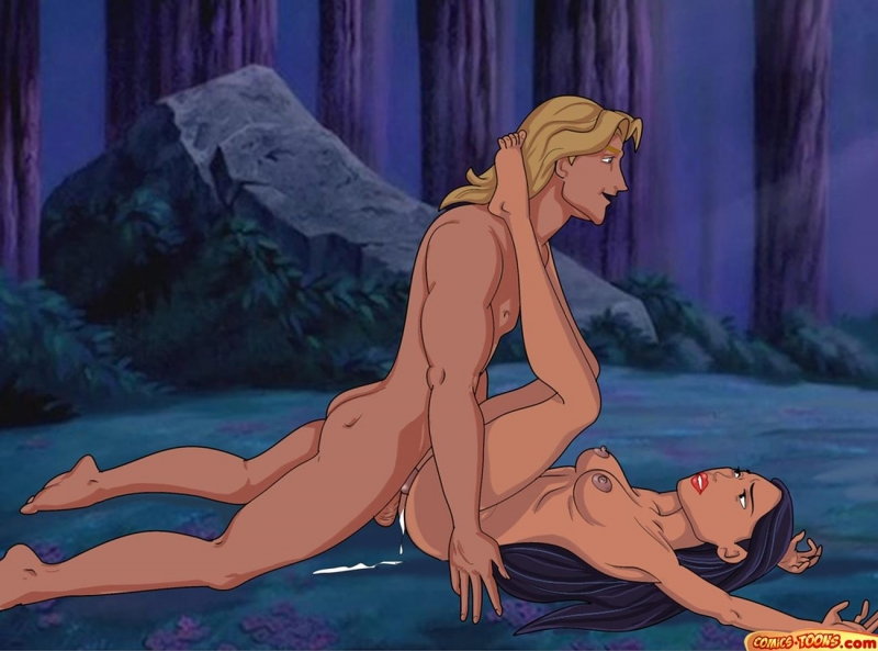 542400 - John_Smith Pocahontas comics-toons.JPG