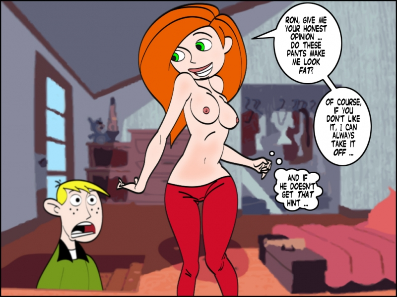 Kim Possible Porn