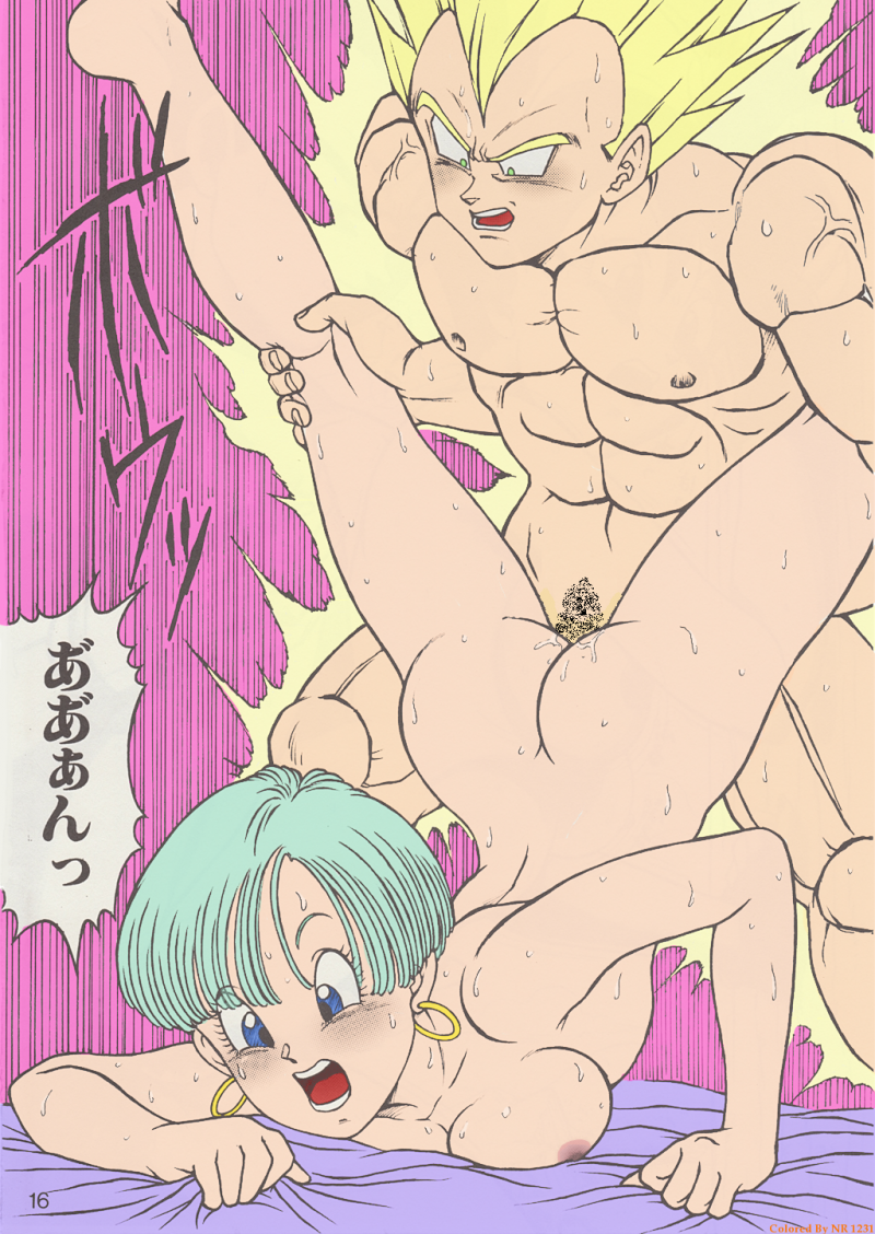 1346880 - Bulma_Briefs Dragon_Ball_Z Vegeta.png