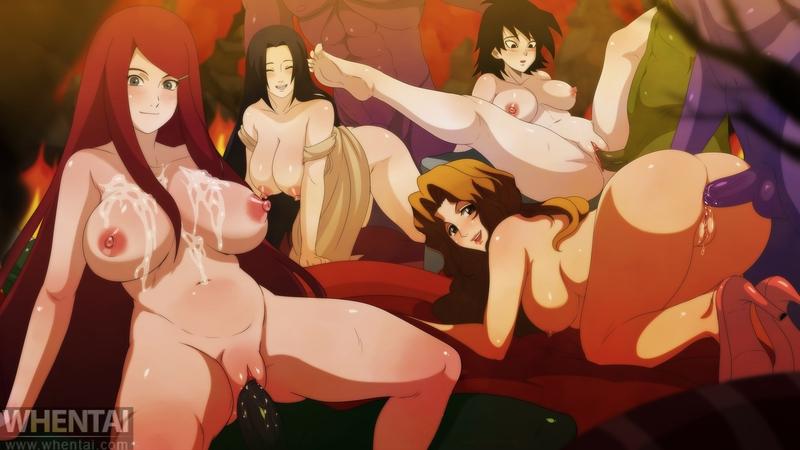1618008 - Bleach Dragon_Ball_Z Inusen Kushina_Uzumaki Masaki_Kurosaki Mikoto_Uchiha Naruto crossover gine.jpg