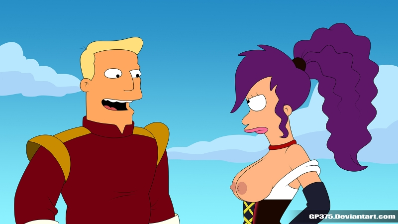 Futurama Flash Porn