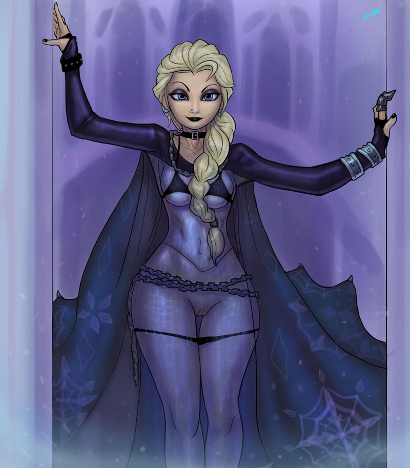 Frozen Hentai Comic
